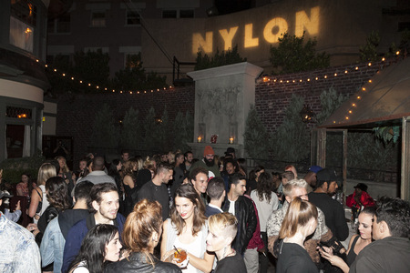 Chris Blaski Photo, Los Angeles event photographer, corporate photographer, nylon magazine